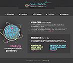 Free Flash Web Site Templates